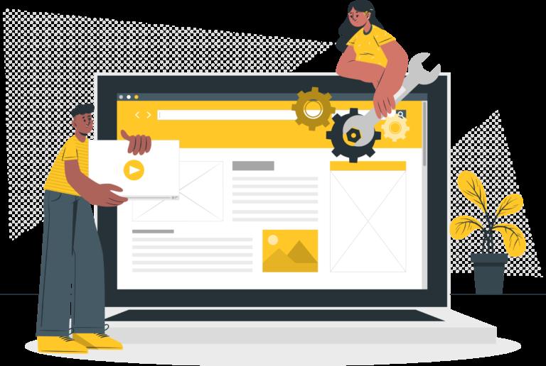 Servicio de Mantenimiento web de Calidad